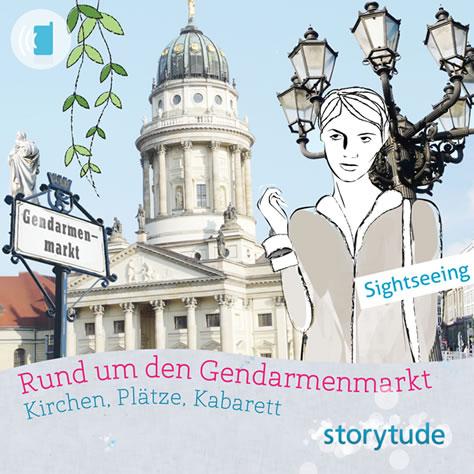 Audioguide Berlin - Rund um den Gendarmenmarkt
