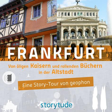 Audioguide Frankfurt / Main Altstadt