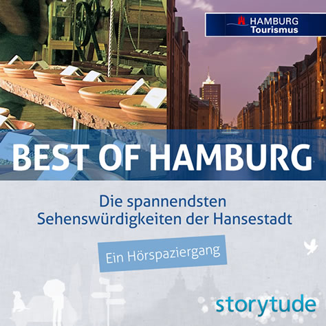 Audioguide Best of Hamburg