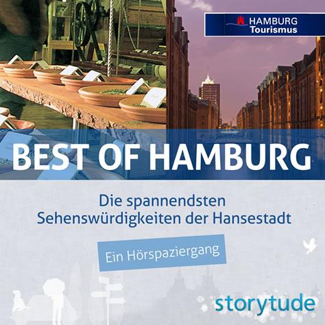 Audioguide Best of Hamburg